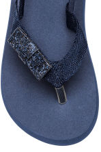 Flip-flops - Dark blue - Kids | H&M 4