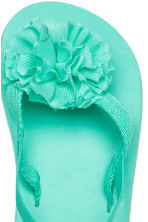 Flip-flops - Mint green - Kids | H&M 3