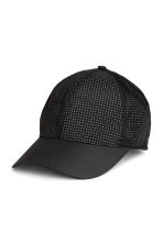 Reflective sports cap - Black - Ladies | H&M 1