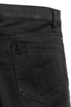 Long twill shorts - Black - Kids | H&M 4