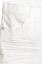Long twill shorts - White - Kids | H&M 3