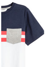 T-shirt - White/Red - Kids | H&M CN 3