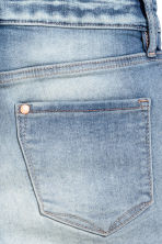 Short en jean - Bleu denim clair -  | H&M FR 4