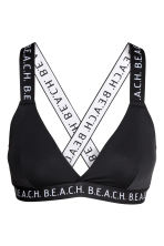 Bikini top - Black - Ladies | H&M CN 2