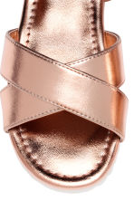 Sandals - Rose gold - Kids | H&M 3