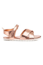 Sandals - Rose gold - Kids | H&M 2