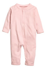 2-pack all-in-one pyjamas  - Light pink - Kids | H&M 2