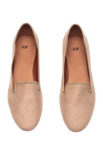 Loafers - Light beige - Ladies | H&M GB 2