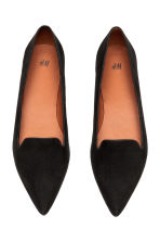 Ballet pumps - Black - Ladies | H&M 2