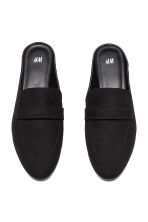 Backless loafers - Black - Ladies | H&M 3