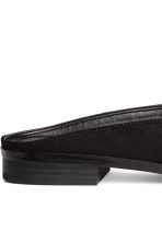 Backless loafers - Black - Ladies | H&M 5