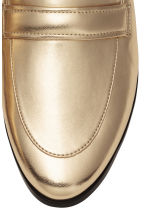Backless loafers - Gold - Ladies | H&M GB 3