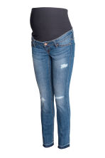 MAMA Skinny Jeans - Blu denim medio - DONNA | H&M IT 2