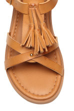 Sandals with tassels - Camel - Kids | H&M 3
