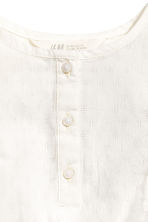 Cotton blouse - White - Kids | H&M CA 3