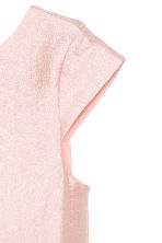 Tulle dress with a bow - Light pink - Kids | H&M 4