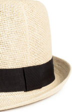Straw hat - Natural - Men | H&M 2