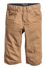 Knee-length shorts - Camel - Kids | H&M 2
