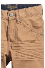 Knee-length shorts - Camel - Kids | H&M 4