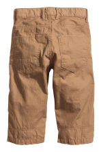 Knee-length shorts - Camel - Kids | H&M 3