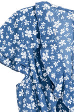 Playsuit - Blue/Floral -  | H&M 3