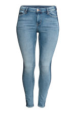 H&M+ Skinny Regular Jeans - Denimblauw -  | H&M BE 2