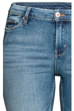 H&M+ Skinny Regular Jeans - Denimblauw -  | H&M BE 5
