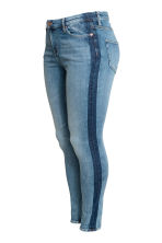 H&M+ Skinny Regular Jeans - Denimblauw -  | H&M BE 4