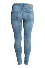 H&M+ Skinny Regular Jeans - Denimblauw -  | H&M BE 3