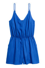 Playsuit - Cornflower blue - Ladies | H&M 2