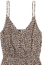 Playsuit - Leopard print - Ladies | H&M CN 3