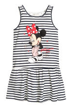 2-pack jersey dresses - White/Minnie Mouse - Kids | H&M CN 3