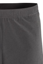 Sports shorts - Dark grey - Men | H&M 4
