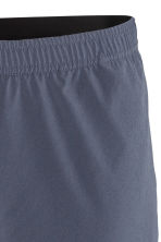 Sports shorts - Dark grey-blue - Men | H&M CN 3