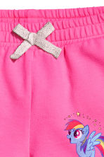 Shorts con stampa - Ciliegia/My Little Pony - BAMBINO | H&M IT 3