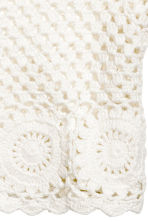 Crocheted bolero - Natural white - Kids | H&M 2