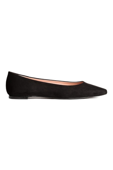 Ballet pumps - Black - Ladies | H&M CA 1