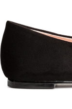 Ballet pumps - Black - Ladies | H&M CA 4