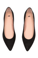 Ballet pumps - Black - Ladies | H&M CA 2