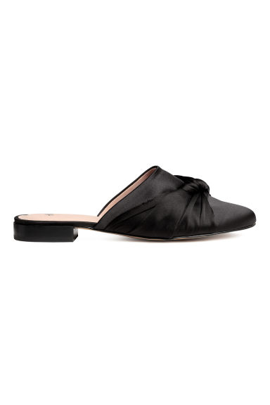 Slip-ons - Black - Ladies | H&M