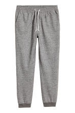 Sweatshirt pyjamas - Dark grey marl - Men | H&M CN 2