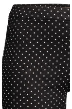 H&M+ Treggings - Black/Spotted - Ladies | H&M 3