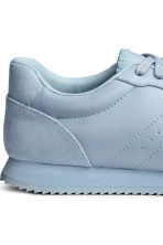 Trainers - Light blue - Ladies | H&M 4