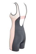 Short tri suit - Dark grey/Powder - Ladies | H&M 3
