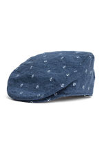 Jersey peaked cap - Dark blue/Anchor - Kids | H&M 1
