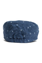 Jersey peaked cap - Dark blue/Anchor - Kids | H&M 2