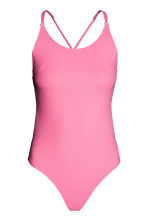 Swimsuit - Pink - Ladies | H&M CN 2