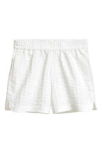 Short shorts - White - Men | H&M CN 1