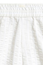 Short shorts - White - Men | H&M CN 2