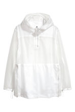 Transparent jacket - White - Men | H&M CN 1